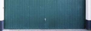 Basculante avvolgibile per garage