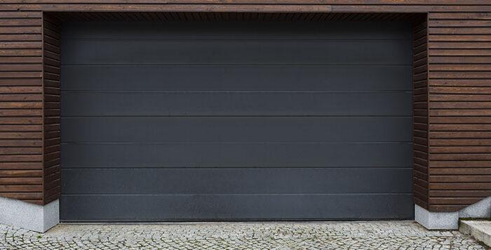 Basculante sezionale garage