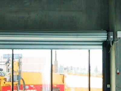 Basculante avvolgibile per garage Verona